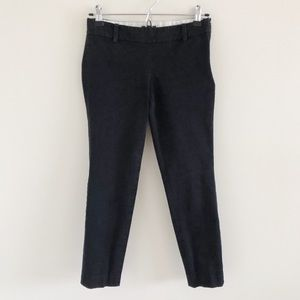 Aritzia T. Babaton Black Stretch Crop Pants Size 2